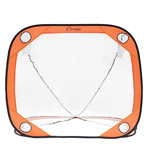 Champion Sports Pop Up Portable Lacrosse Goal
