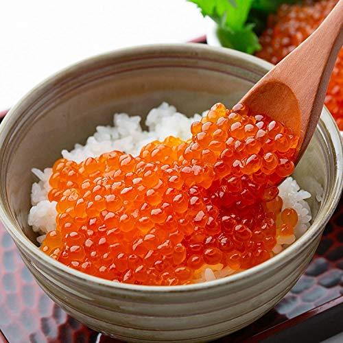 愛名古屋 いくら 醤油漬け 鱒卵 冷凍 小分け 250g ギフトボックス付き