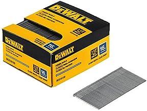 DEWALT Finish Nails, 1-1/2-Inch, 16GA, 2000-Pack (DCS16150)