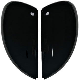 ZHHRHC Car Rearview Mirror Cover Carbon Fiber Material Decorative Accessories,For BMW 2014-2018 F15 X5 F16 X6 F26 X4 F25 X3