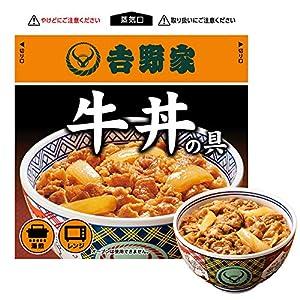 吉野家 牛丼 [ 牛丼の具 / 120g×28袋セット ] 冷凍食品 (レンジ・湯せん調理OK)