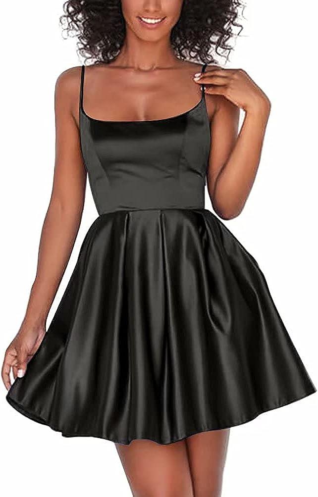 2020モデル Lcybem Short Prom Homecoming Dresses Satin Teens Sex セール for