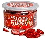 Supergarden bayas de verano liofilizadas (Fresas en rodajas)