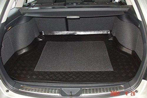 Kofferraumwanne mit Anti-Rutsch passend für Toyota Avensis Kombi T25 2003-