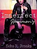 Imperfect Harmony: A Lesbian Rockstar Romance (English Edition)