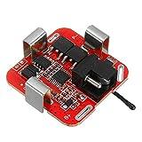 Módulo electrónico 4S 14.8V 16.8V Tablero de protección de batería de litio para herramientas eléctricas Taladre 10pcs rectos Equipo electrónico de alta precisión