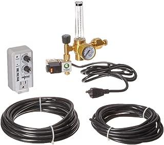 Titan Controls Deluxe CO2 Regulator Kit w/Timer