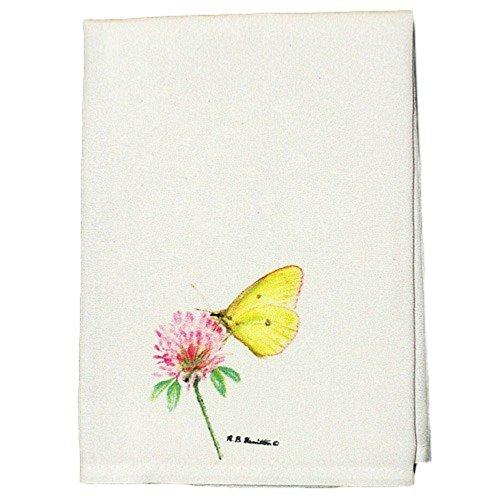 Betsy Drake GT760 Gästetuch Suphur Butterfly