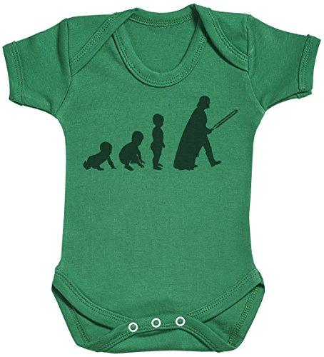 Baby Evolution to A Vader Body bébé - Gilet bébé - Body bébé Ensemble-Cadeau - Naissance Vert
