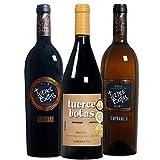 Vino Rioja Tuercebotas | 3 Botellas | Garnacha Graciano Tempranillo