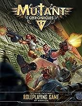 mutant chronicles books