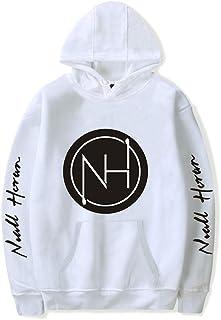 De.Pommeyeux Niall Horan Felpa con cappuccio Moda Felpa Manica Lunga Unisex Pullover Outwear