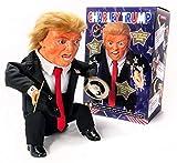 Charley Trump - Talking, Cymbal Banging Trump Action Collectible