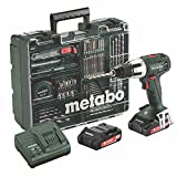 Metabo 602103600 SB 18 LT Set 18 V/2,0Ah Mobile Werkstatt