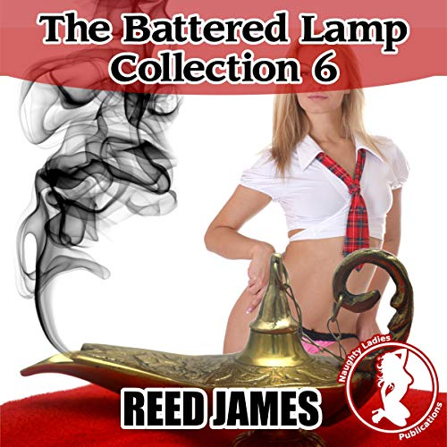 The Battered Lamp Collection 6 audiobook cover art