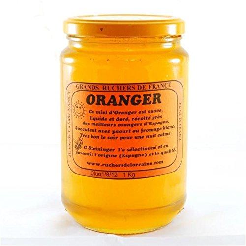 Ruchers de Lorraine - Miel Oranger D'Espagne (1 Kg)