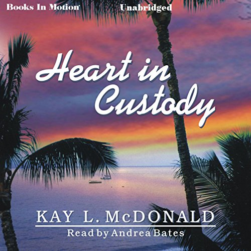 Heart in Custody audiobook cover art