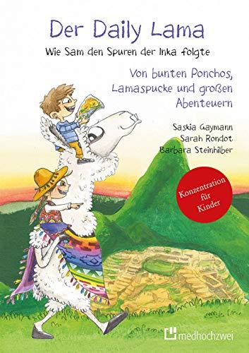 Der Daily Lama. Wie Sam den Spuren der Inka folgte - Von bunten Ponchos, Lamaspucke und großen Abenteuern (Bd. 2)