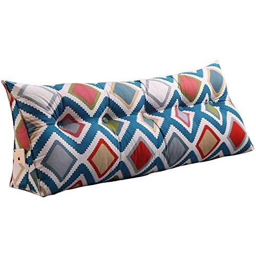 Homefurnishing Rückenkissen Keilform DREI-dimensionale Bett rückenlehne Kissen Sofa Bett rückenlehne Bezug waschbar