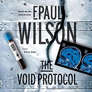 The Void Protocol audiobook cover art