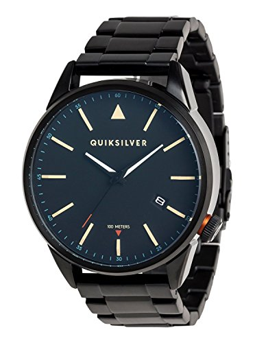 Quiksilver The Timebox Metal - Analogue Watch for Men - Analoge Uhr - Männer