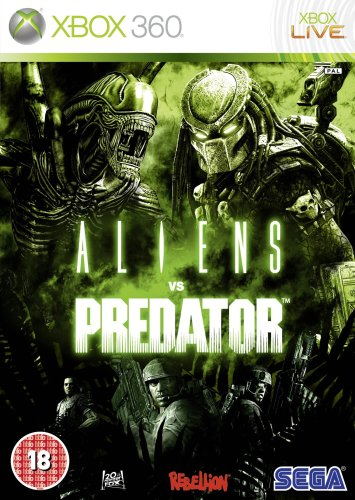 [Import Anglais]Aliens vs Predator (AVP) Game XBOX 360