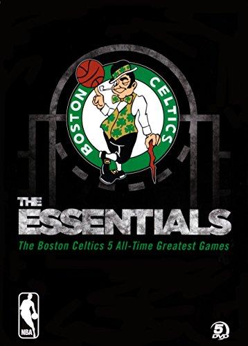 Nba Essentials: Boston Celtics (5 Dvd) [Edizione: Australia] [Italia]