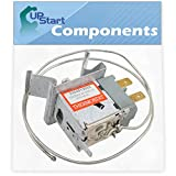 5304513033 Freezer Temperature Control Replacement for Kenmore/Sears 253.22042410 - Compatible with 216715200 Control Thermostat