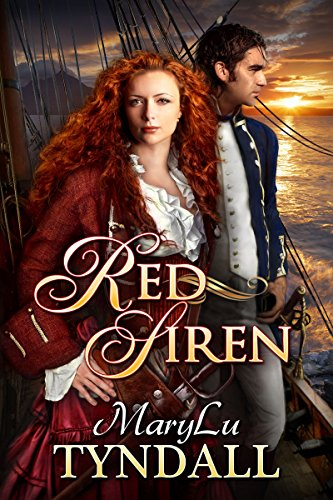 The Red Siren (Charles Towne Belles Book 1) by [MaryLu Tyndall]