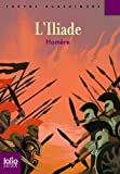 L'Iliade by Homère (2014-04-25) - Folio Junior - 25/04/2014