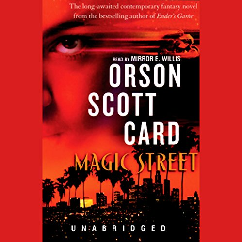Magic Street audiobook cover art