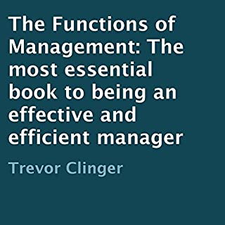 The Functions of Management audiobook cover art