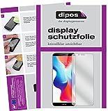 dipos I 6X Schutzfolie klar kompatibel mit TP-Link Neffos X9 Folie Bildschirmschutzfolie