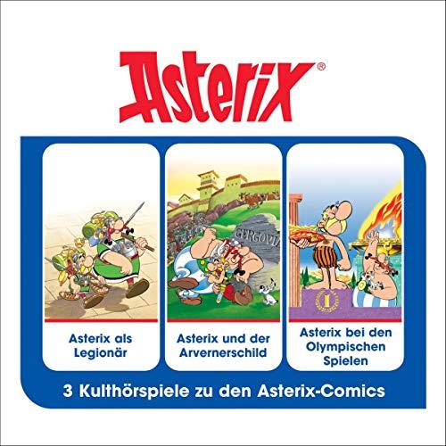 Asterix - Hörspielbox 4 Titelbild