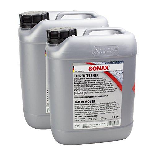 SONAX 2X 03045050 Teerentferner Autopflege 5L