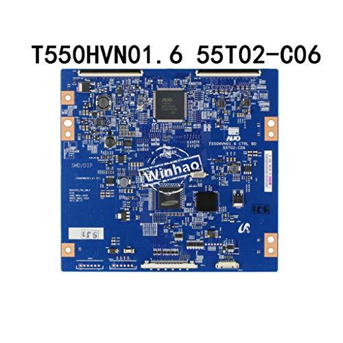 Read About Winhao T550HVN01.6 55T02-C06 Logic Board