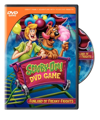Scooby-Doo Interactive DVD Game: Funland of Freaky Frights