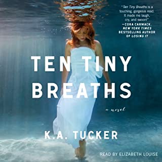 Ten Tiny Breaths audiobook cover art