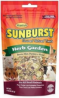 Higgins Group Higgins Sunburst Herb Garden 3 oz Treat, 1Count, One Size