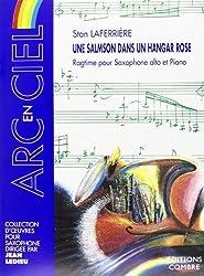 Une Salmson dans un hangar rose pour Saxophone et piano