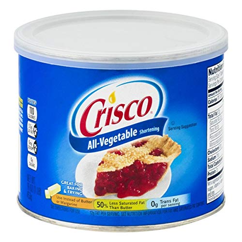 Cakes Supplies - Crisco Grasa Vegetal 450G