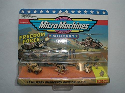 Micro Machines #8 Military Emergency Division (M.E.D.) © 1994