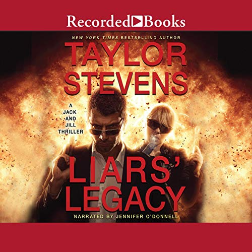 Liars' Legacy cover art