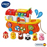 VTech- TutTut Animals Arca de Animales Juguete Interactivo con luz y Voz Que...