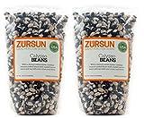 Zursun Heirloom Dry Calypso Beans 24 oz each (2-Pack)