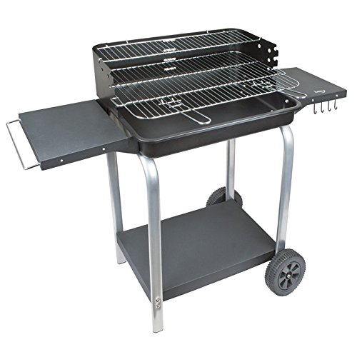 Habitex 552C10 - Barbacoa Carbón Supergrill 60