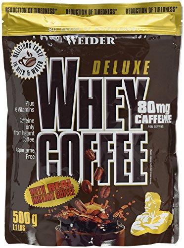 Weider, Whey Coffee, 1er Pack (1x 500g)