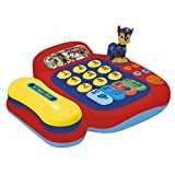 Paw Patrol Piano teléfono (Claudio Reig 2516) , color/modelo surtido