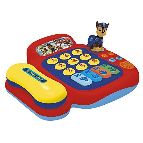 Reig Nickelodeon Piano Téléphone Paw Patrol, 2516