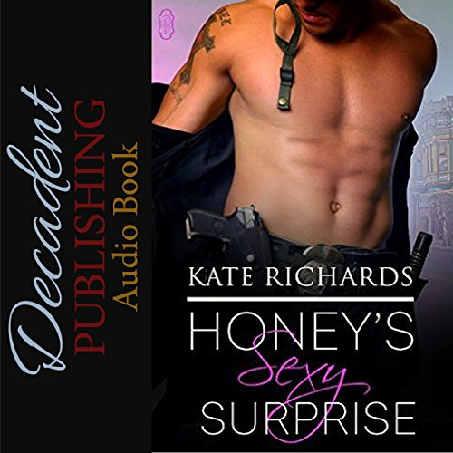 Honey's Sexy Surprise audiobook cover art